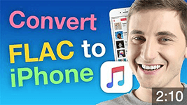 Transfer FLAC to iPhone